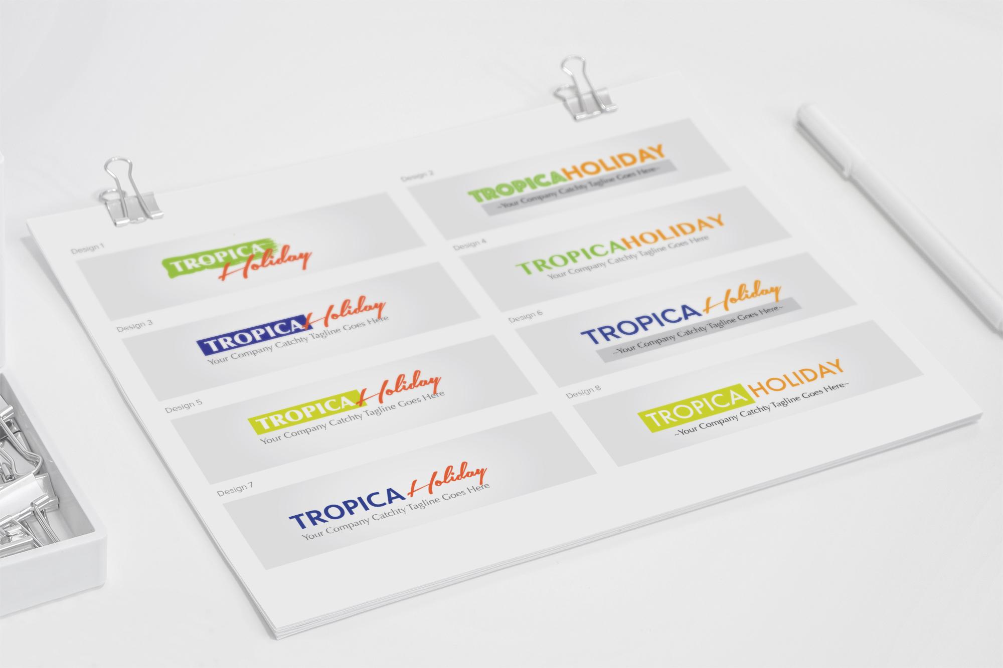 Tropica-holiday-sketch